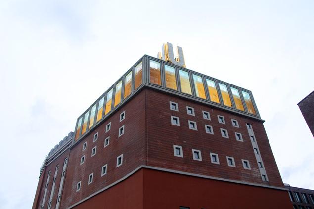 U-Tower, y decoración cervecera