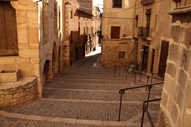 Calles medievales