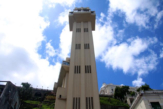 Vistas del Elevador Lacerda , mucho mas que un ascensor
