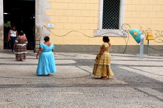 Fusión cultural en Salvador