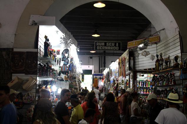 Interior del Mercado Modelo