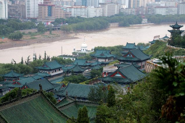 Pagoda blanca de Lanzhou