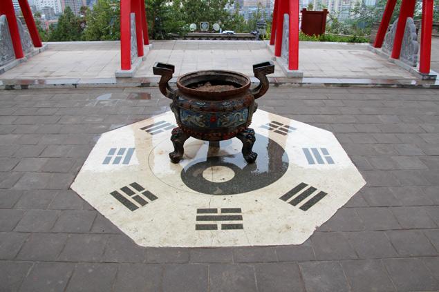Baita Si , (Templo de la pagoda blanca)