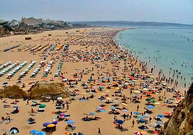 Playa de Albufeira