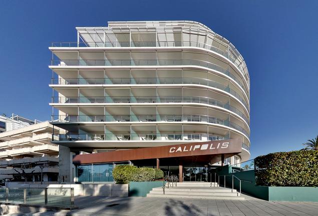 Hotel Calipolis en Sitges
