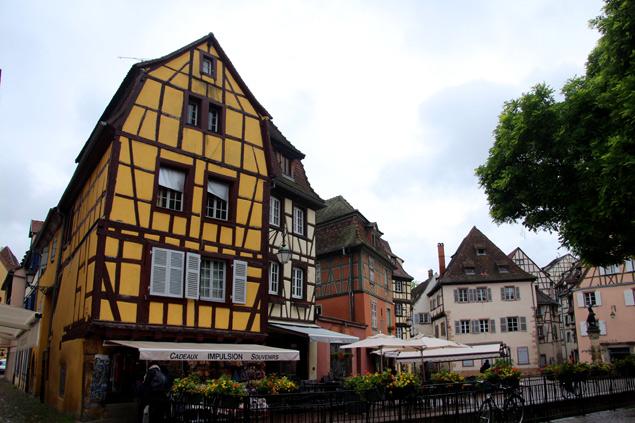 Colmar , Alsacia Francia