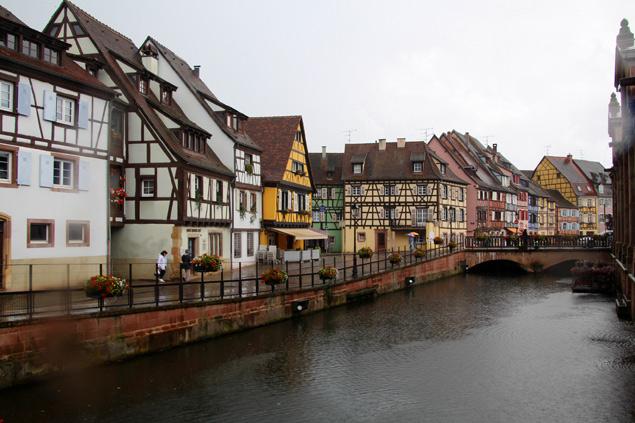 Colmar , La pequeña Venecia de Alsacia
