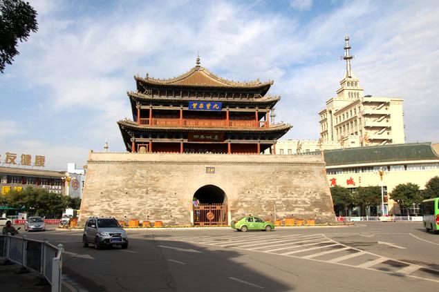 Torre del Tambor de Zhangye