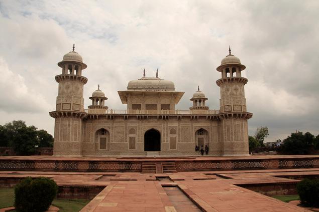 Mucho por ver en Agra