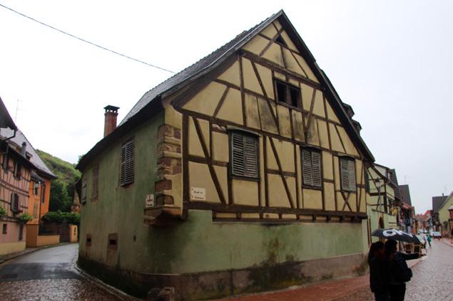 Arquitectura alsaciana