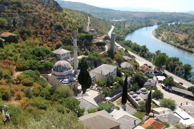 Pocitelj , una maravilla en Herzegovina