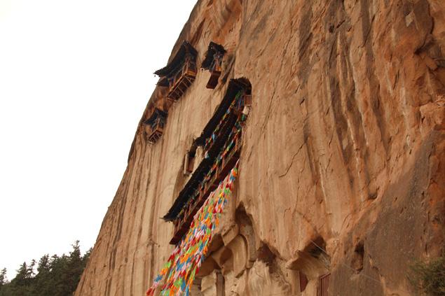 Un monasterio de vértigo