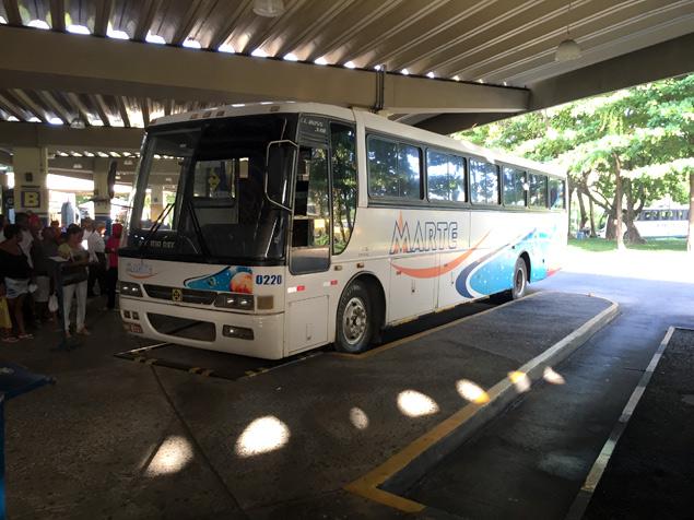 Bus Salvador -Lençois