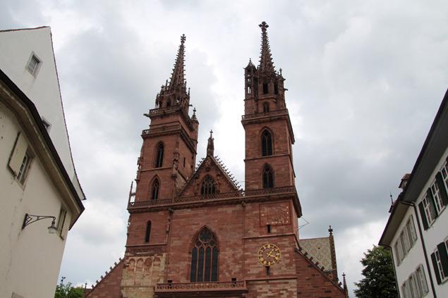 Resultado de imagen para catedral de basilea
