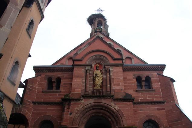 Iglesia de eguisheim