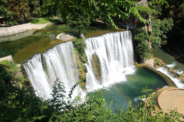 Ruta por Bosnia Herzegovina , Jajce
