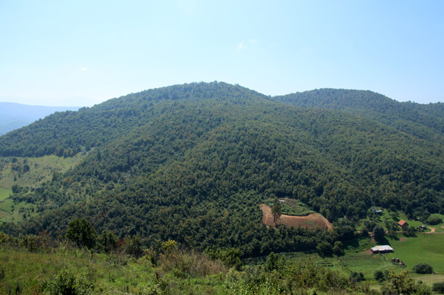 Pirámides bosnias de Visoko