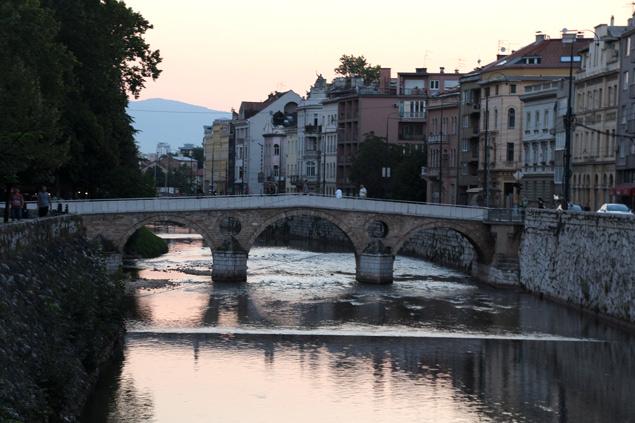 Puente de Sarajevo