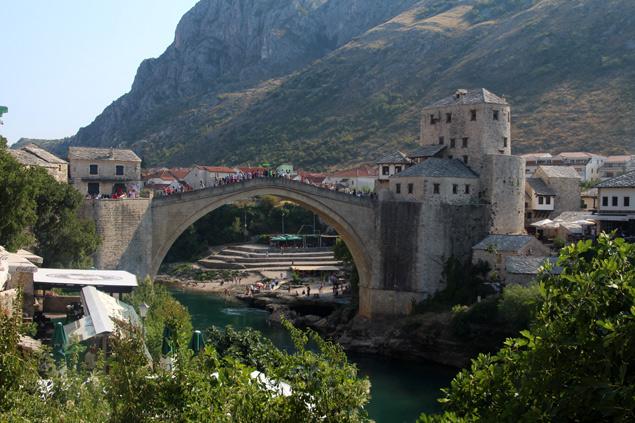 Ruta por Bosnia , Mostar