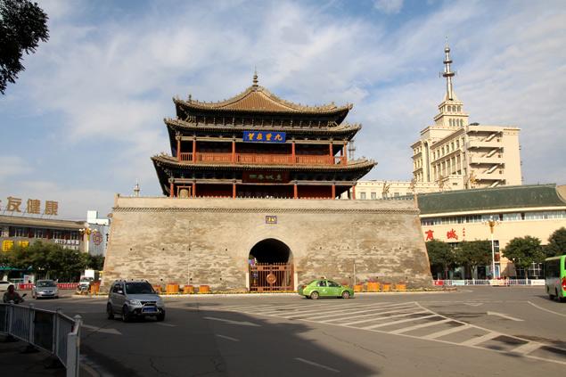 Torre Zhenyuan Zhangye