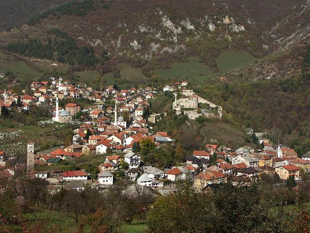 Vistas de Travnik