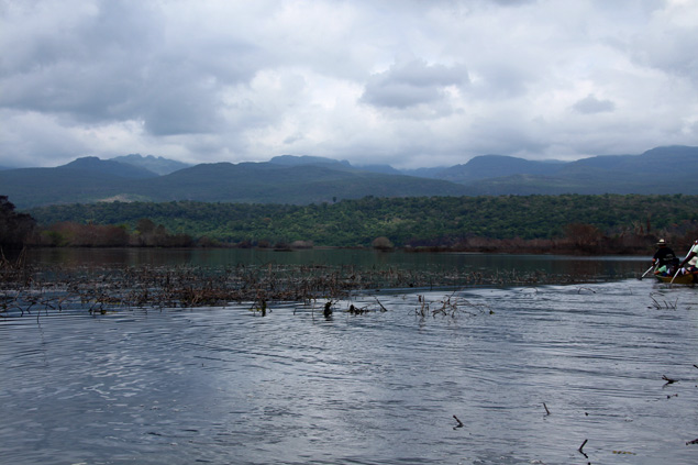 El Pantano de Marimbus , un lugar fantástico de Bahía