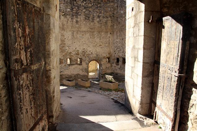 Portal de la Cavalleria , Prats de Mollo