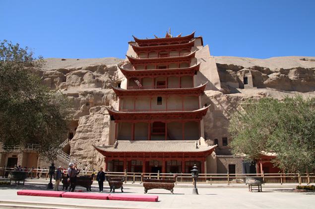 Cuevas de Mogao de Dunhuang