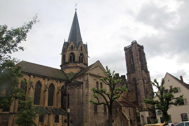 Catedral de Rouffach
