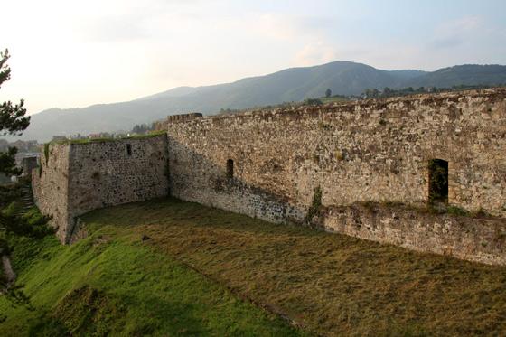 Fuerte de Jajce , bastión inexpugnable