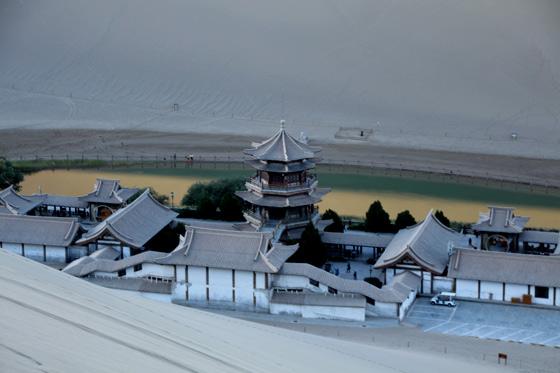 Dunas de Dunhuang (Lago de la media luna) que ver y hacer en Dunhuang