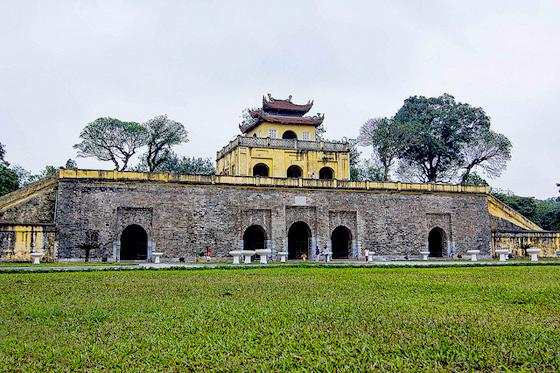 Que ver en Hanoi , Ciudadela