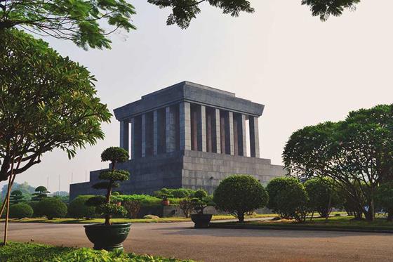 En honor a Ho Chi Minh