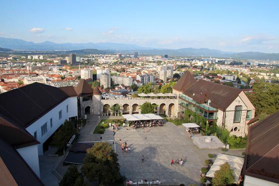 Centro del castillo