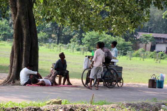 Parque de Maidan (que ver en Calcuta)