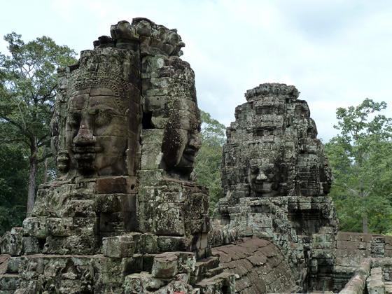 Templo de Bayon ,que ver en los Templos de Angkor