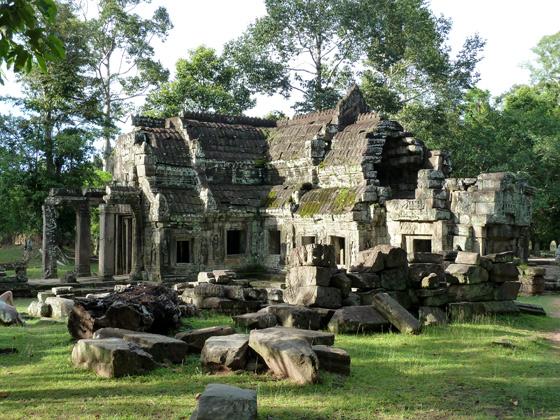 Que ver en los Templos de Angkor