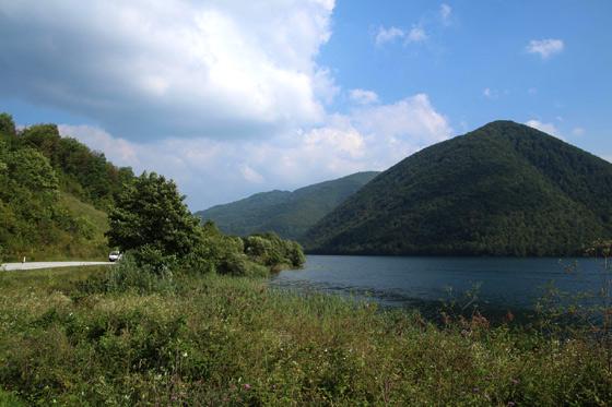 Paraíso natural en Bosnia