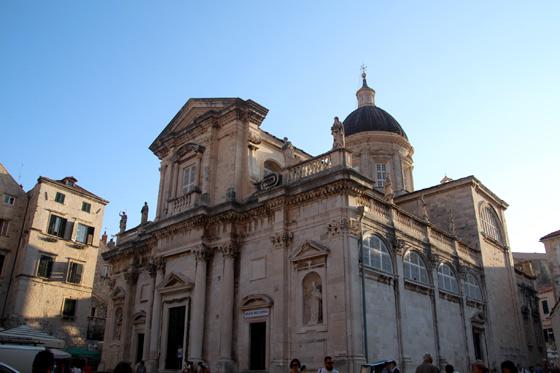 Dubrovnik , una ciudad monumental