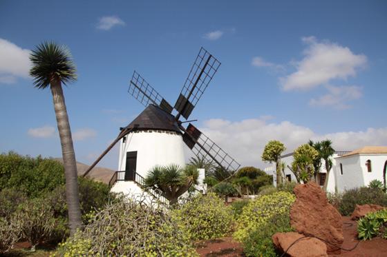 Molino de Antigua (Ruta por Fuerteventura)