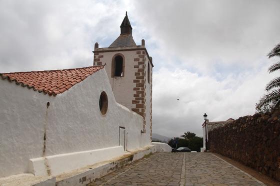 Iglesia de Betancuria , ruta por Fuerteventura