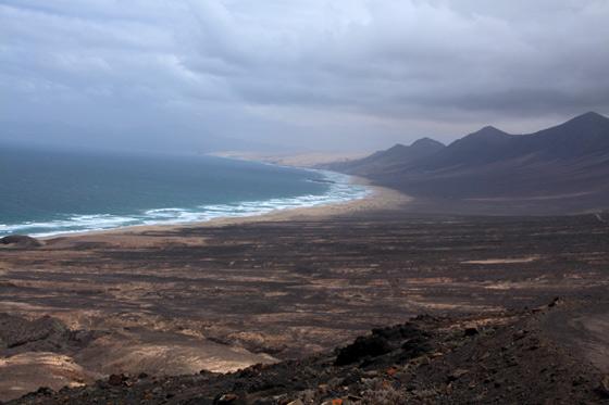 Cofete , ruta por Fuerteventura