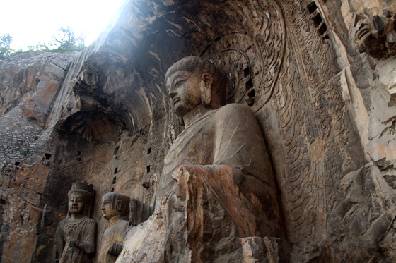 Cuevas de Longmen , Luoyang