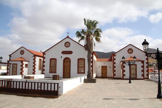 Ruta por Fuerteventura (La Ampuyenta)