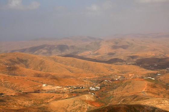 Ruta por Fuerteventura (vistas de vértigo)