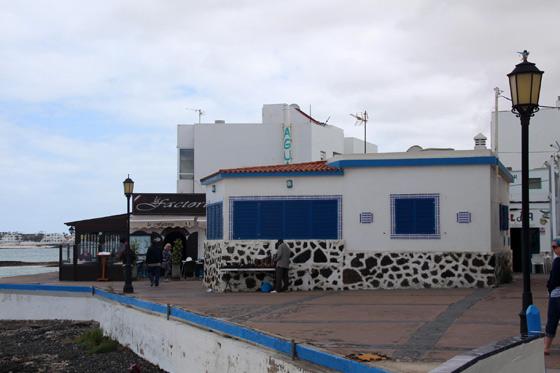Centro de Corralejo