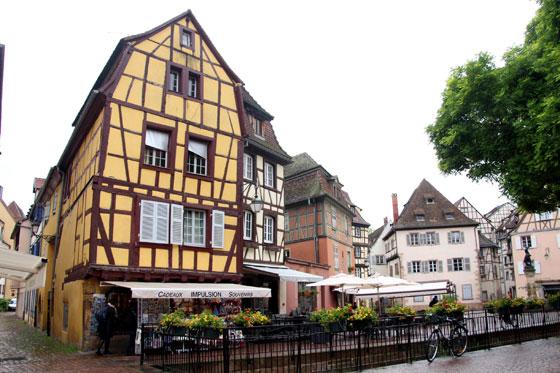 Ruta por Alsacia (Colmar)