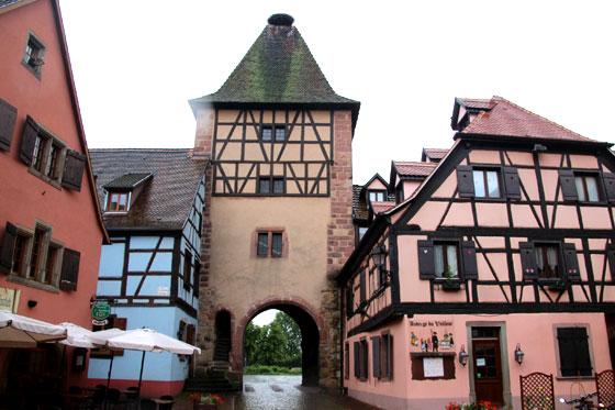 Ruta por Alsacia , Turckheim