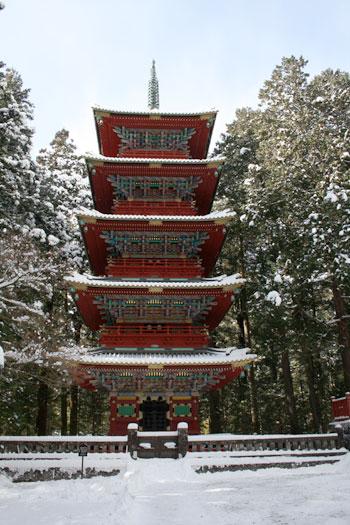 Ruta por Japón (Nikko)