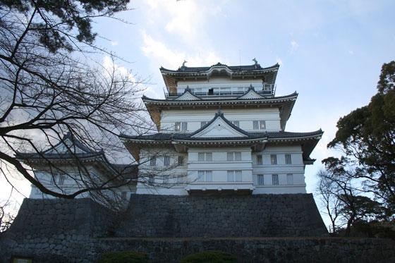Castillo de Odawara (Ruta por Japón)